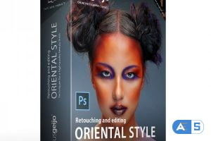 Gus Geijo – Retouching and editing – Oriental Style