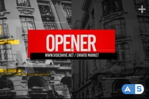 Videohive Minimal Opener 22599005