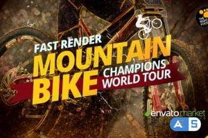 Videohive Mountain Bike Promo 30222734