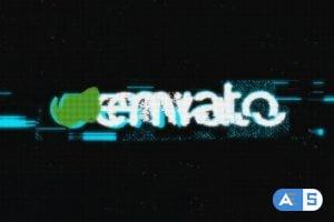 Videohive Digital Distortion Glitch Logo 20260206