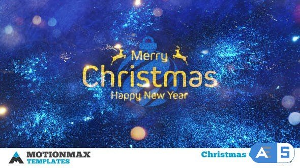 Videohive Christmas Greetings 22916944