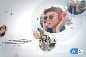 Videohive Connecting People 29055404