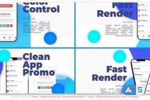 Videohive Clean App Promo 31401325