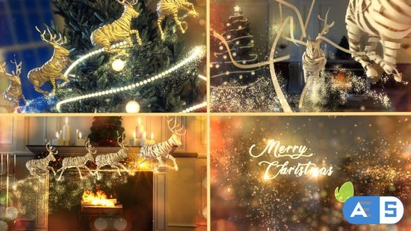 Videohive Christmas Wishes 22893878