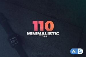 Videohive Clean Titles Package 20411247