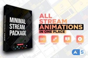 Videohive Minimal Stream Pack   Include All Animation 31391796