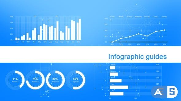 Videohive Infographic guides 31405436