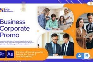 Videohive – Business Corporate Promo – 30584682