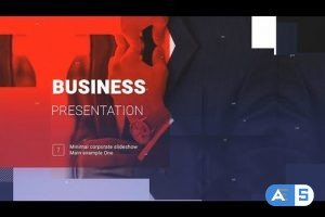 Videohive Business Slideshow 23268747
