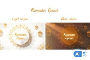 Videohive Ramadan Opener 31548329