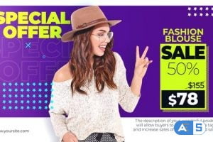 Videohive Fashion Sale 31538504