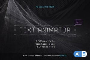 Videohive TypeX – Pure Pack: Title Animation Presets Library 16716059