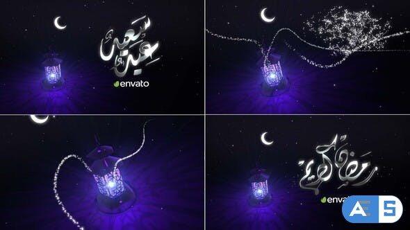 Videohive Ramadan Intro & Eid 23700211
