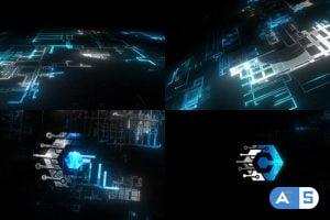 Videohive Epic Tech Logo 31193332