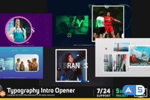Videohive Intro Opener 28664024