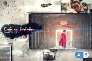 Videohive Vintage Slideshow 31622242