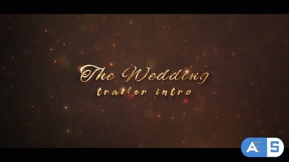 Videohive Wedding Intro 24069708