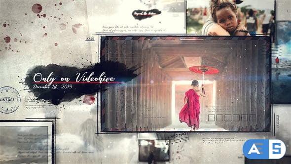 Videohive Vintage Memories 31622242