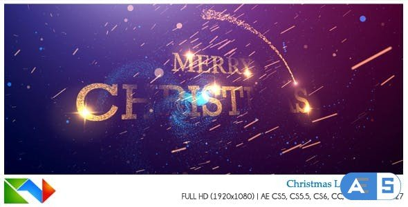 Videohive Christmas Logo Reveal 03 14072200