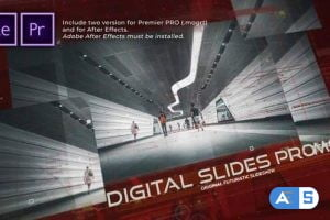 Videohive Digital Slides Promo 31659950