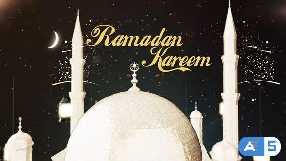 Videohive – Ramadan Kareem Intro – 31540280