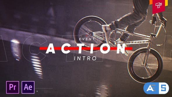 Videohive – Action Event Intro – 31519808
