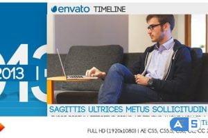 Videohive Corporate Timeline III 13814142