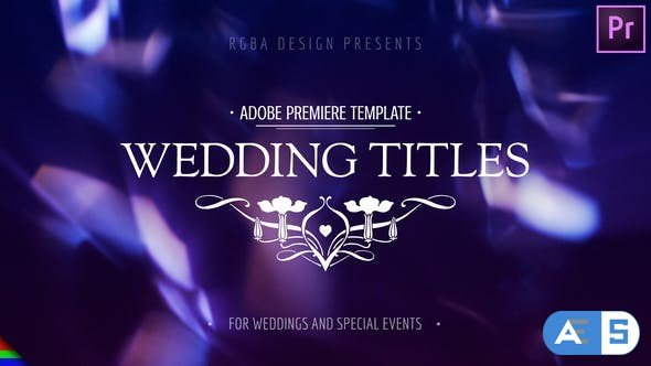 Videohive – Modern Wedding Titles – Premiere Pro | Mogrt – 24731646