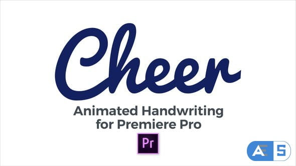 Videohive Cheer – Animated Handwriting Typeface 22747651