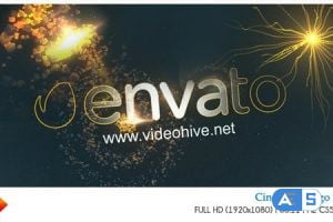 Videohive Cinematic Logo Reveal 03 6822481