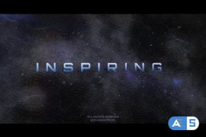 Videohive Passion l Inspiring Title 25174723