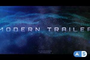 Videohive Space Air l Cinematic Trailer 25107480