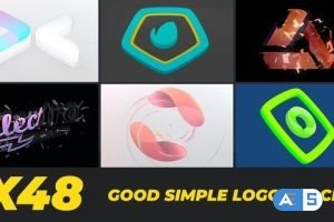 Videohive Good Simple Logos Pack 25367101
