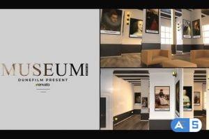 Videohive Museum Art Gallery 29853191