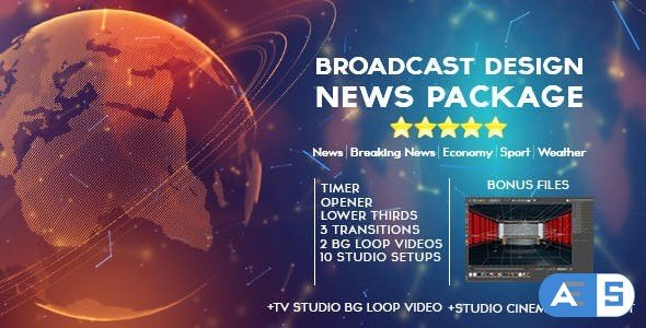 Videohive News 12126220