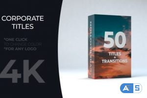 Videohive Titles and Transitions 21647284