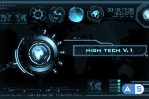 Videohive High Tech OS V.1 5158793