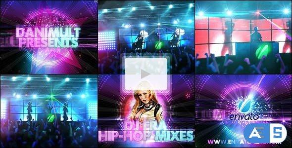 Videohive Star Dances III 1356909
