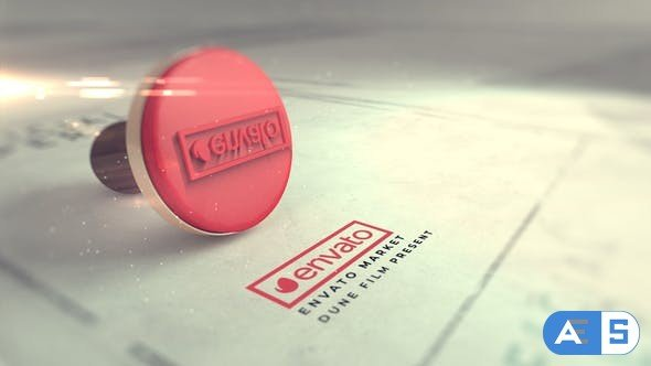 Videohive Stamp Logo 30272905