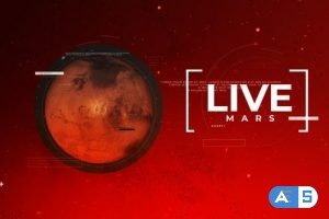 Videohive Mars Live Intro 30632051