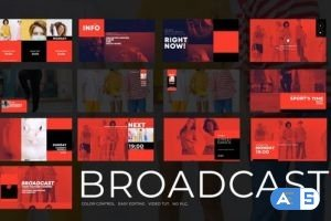 Videohive Broadcast Pack Version 2 31125481