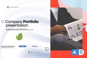 Videohive Company Portfolio Promo 31328574