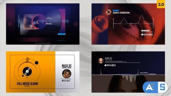 Videohive Audio Visualizer 0.2 31794854