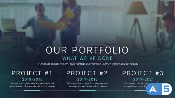 Videohive Colorful Business Promo 31794353