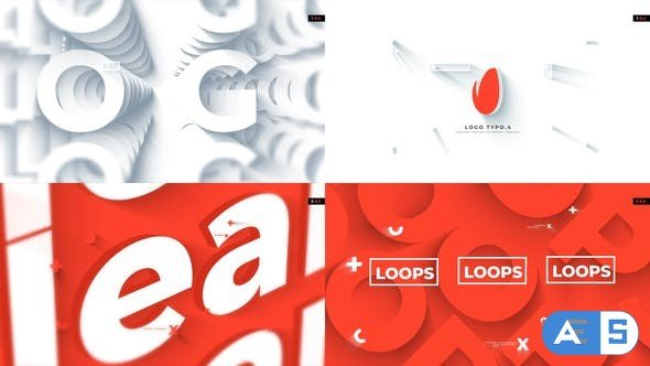Videohive Logo Typo Opener V4 30398719