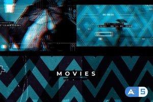 Videohive Typographic Movie Opener 31108414