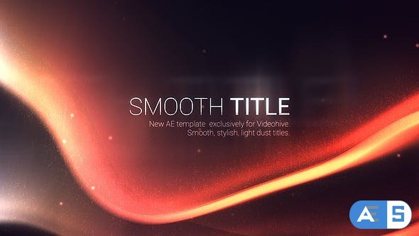 Videohive Smooth Titles: Light 17843389