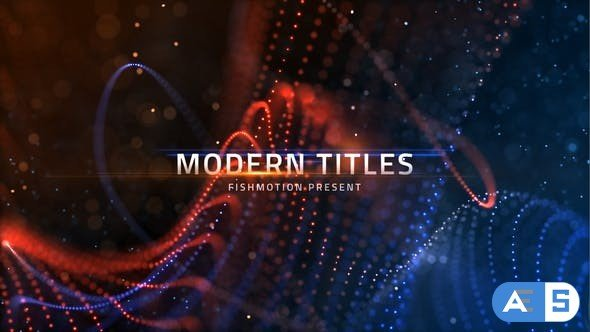 Videohive Modern Titles 22133303