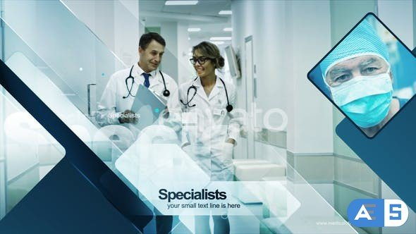 Videohive – Medical Concept – 31222039