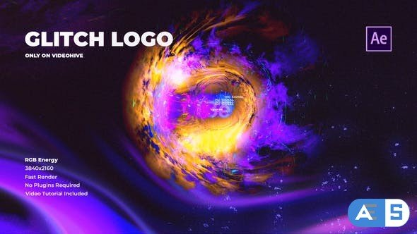 Videohive – Glitch Logo Super RGB – 31143158